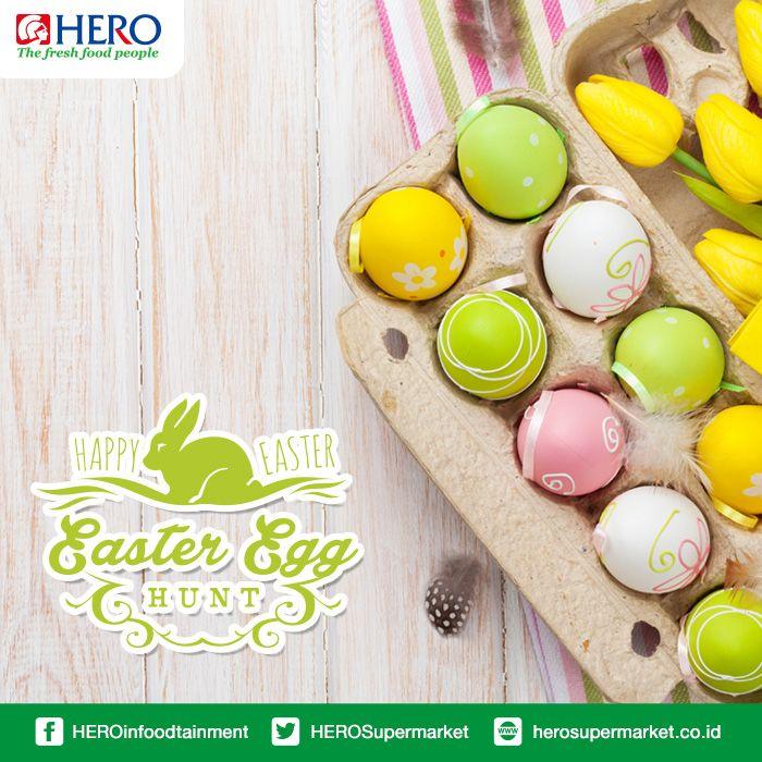 Happy Easter Day untuk Fresh People yang merayakannya :)