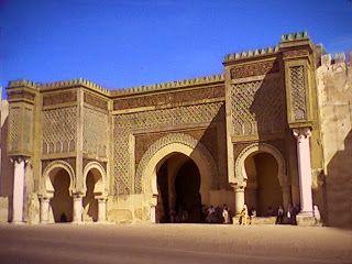 Meknes het kleine Versailles en koningsstad in Marokko