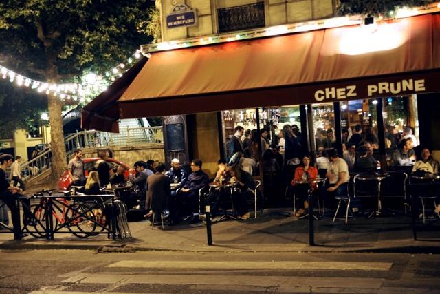 Chez Prune ◄► 36 Rue Beaurepaire
