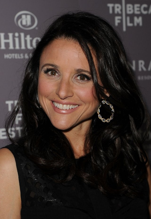 Notable delta gamma julia louis dreyfus did not know for Where did julia louis dreyfus go to college