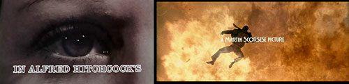 Títulos de peliculas por Saul Bass