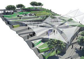 Arquitetura paramétrica na sede da UMCP . SUBdv . São Paulo . 2008/2009 | aU - Arquitetura e Urbanismo