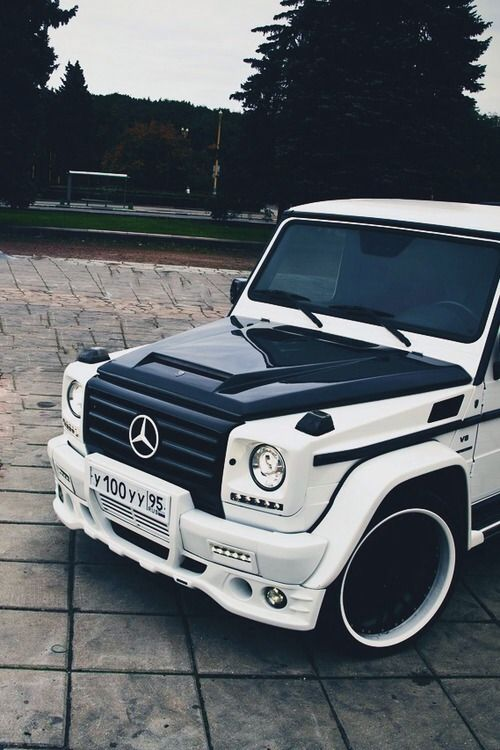 Custom Mercedes G Wagon