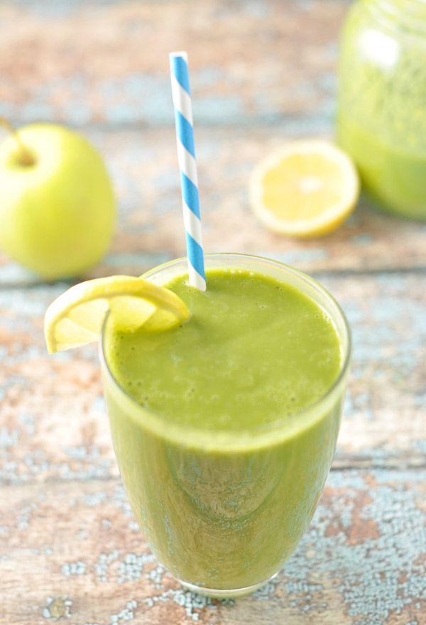 Green Goddess juice | A Touch of Zest