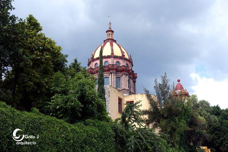Templo de la Purísima Concepción, San Miguel de Allende, Gto.