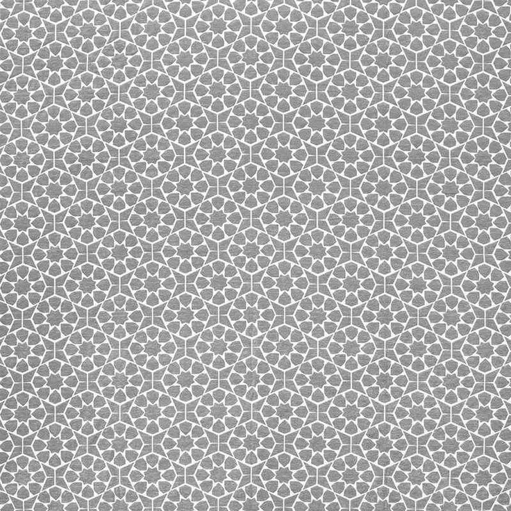 Warwick Fabrics : MARISOL, Colour PLATINUM
