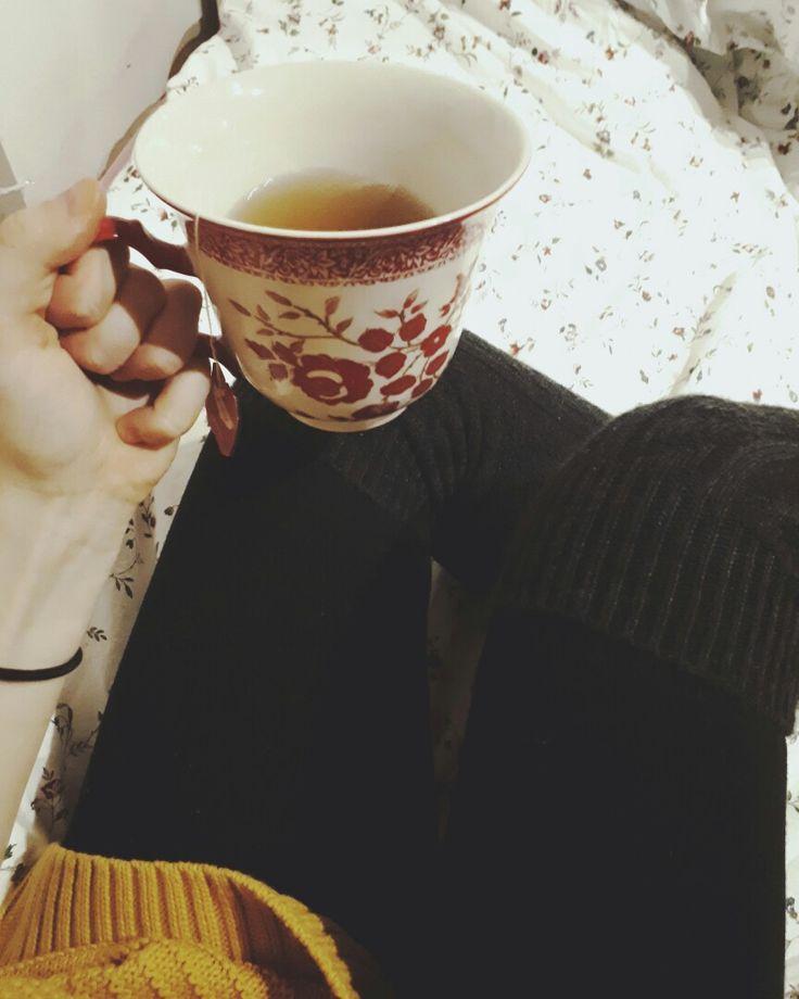 Good Morning 💕🍵🍂