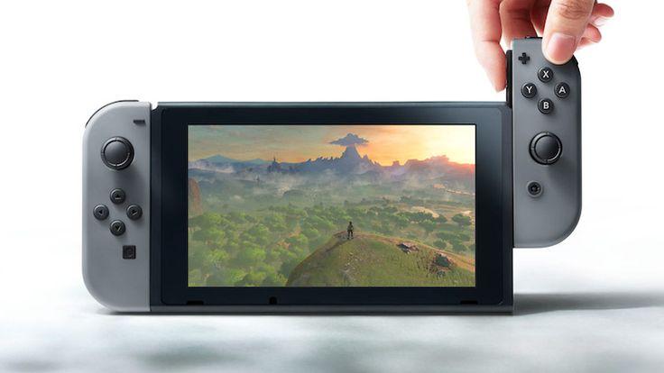 nintendo-switch-1 Nintendo Switch llega a Chile y a los principales mercados del mundo