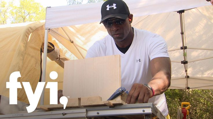 Tiny House Nation Deion Sanders Surprise For Tracy
