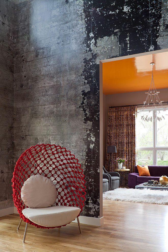 Contemporary Home by Marina Dagenais - http://designyoutrust.com/2014/10/contemporary-home-by-marina-dagenais/