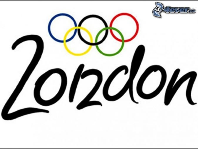 Watching the Summer Olympic games - London 2012