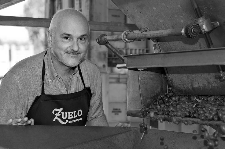 Osvaldo Gross, Chef. Argentina
