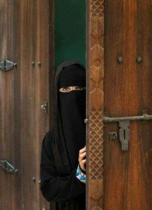 Niqab hijab