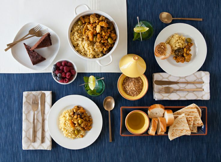 Dinner for Two: Marrakesh Nights. Forget re-heating last night's leftovers or a costly restaurant— make tonight a special night at home!