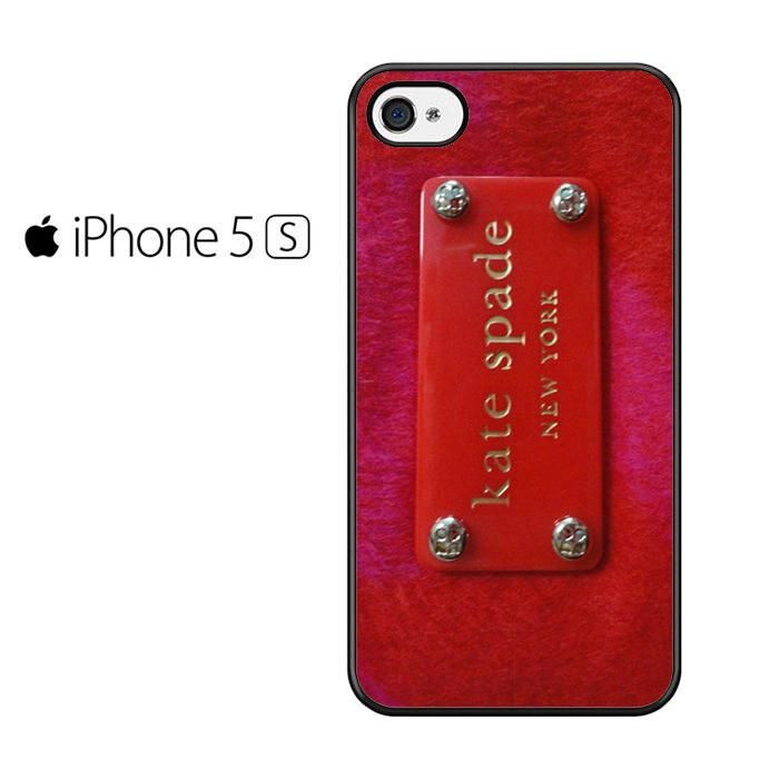 Red Kate Spade New York Iphone 5 Iphone 5S Iphone SE Case