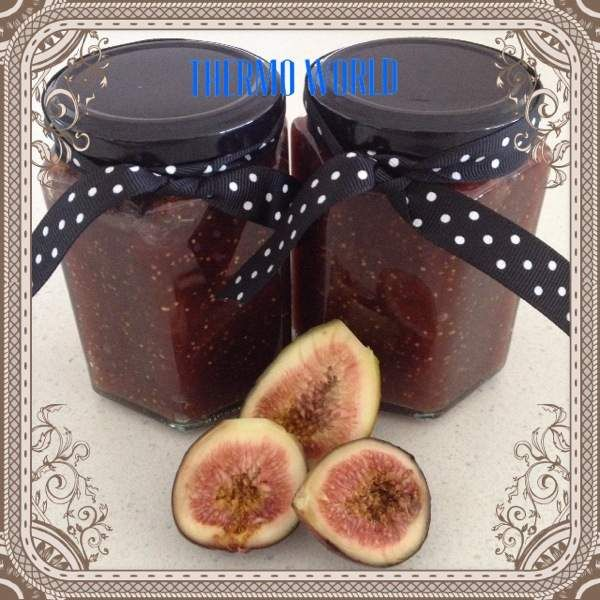 Recipe FIG JAM by THERMO WORLD - Recipe of category Sauces, dips & spreads