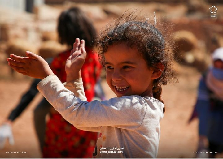 English Below ابتسامة أطفال المخيمات شعاع نور بألف معنى The Childrens Of Camps Smiles Are Like A Speechless Beam Of Lig Couple Photos Violet Couples
