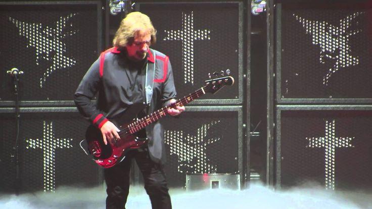 "Black Sabbath VIDEO ofBlack Sabbath- The End ""Final Tour"" Full Concert Los Angeles @ The"