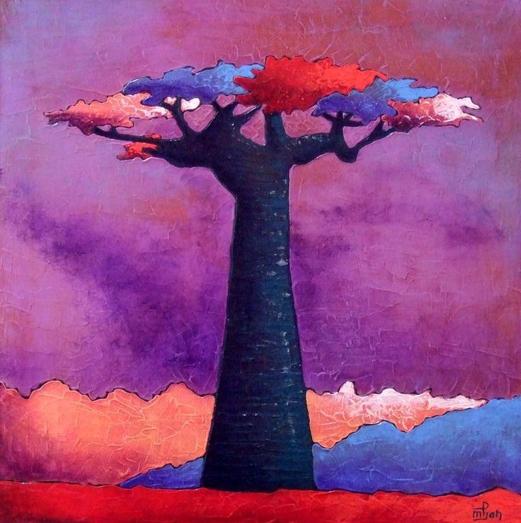 baobabs ©2014 par marie-pierre JAN