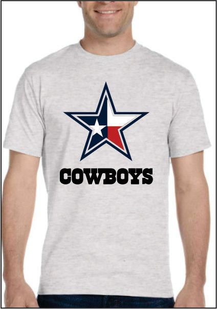 Cowboys with Texas State Flag Mens Ladies Youth Very Unique Design Women Plus sizes