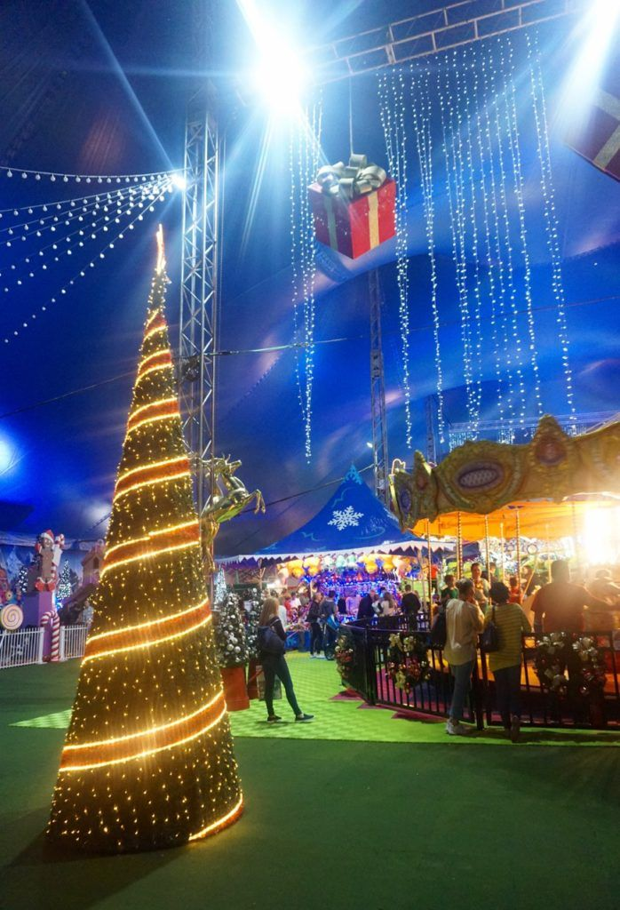 HOT: Santa's Magical Kingdom, Caulfield Racecourse, Station Street, Caulfield East http://tothotornot.com/2016/11/santas-magical-kingdom-2/