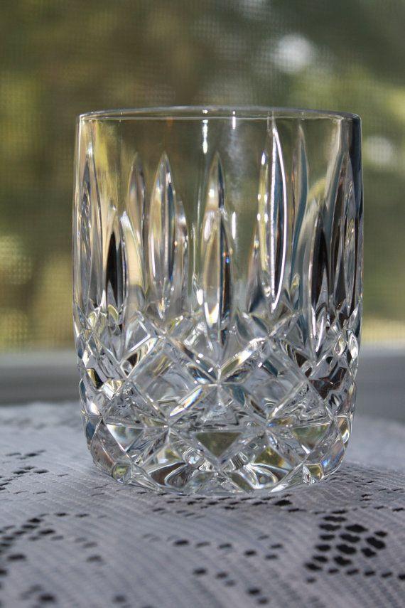 Vintage, 24% Full Lead, Crystal