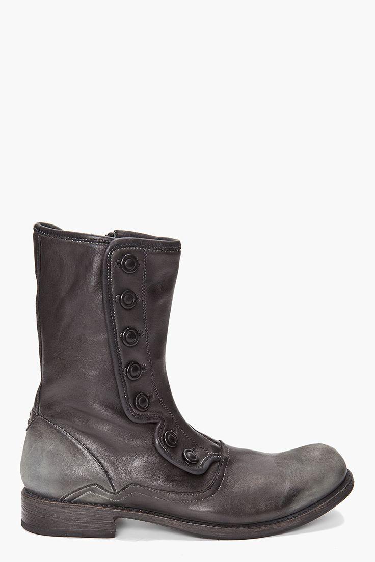 JOHN VARVATOS - Brixton Tall Boots