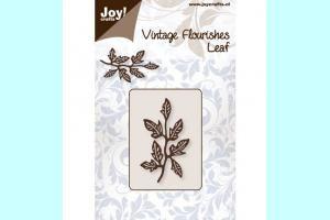 Joy Cutting stencil Blad 7 blaadjes