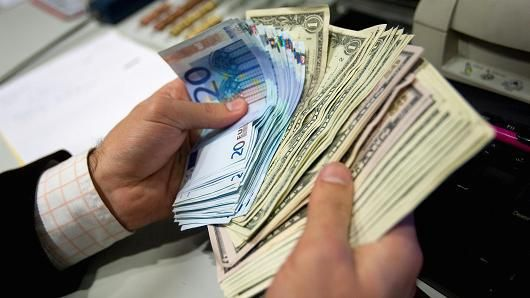 Don t relax just yet, euro-dollar parity s still on its way #currency #converter http://currency.remmont.com/don-t-relax-just-yet-euro-dollar-parity-s-still-on-its-way-currency-converter/  #dollar against euro today # Don t relax just yet, euro-dollar parity s still on its way The euro rallied on Wednesday after the U.S. dollar tumbled, following weaker-than-expected U.S. retail data and spikes in German and U.S. government bond yields. which have rattled markets and pushed investors to…
