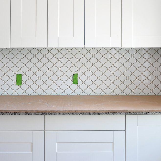 how to tile a kitchen backsplash diy