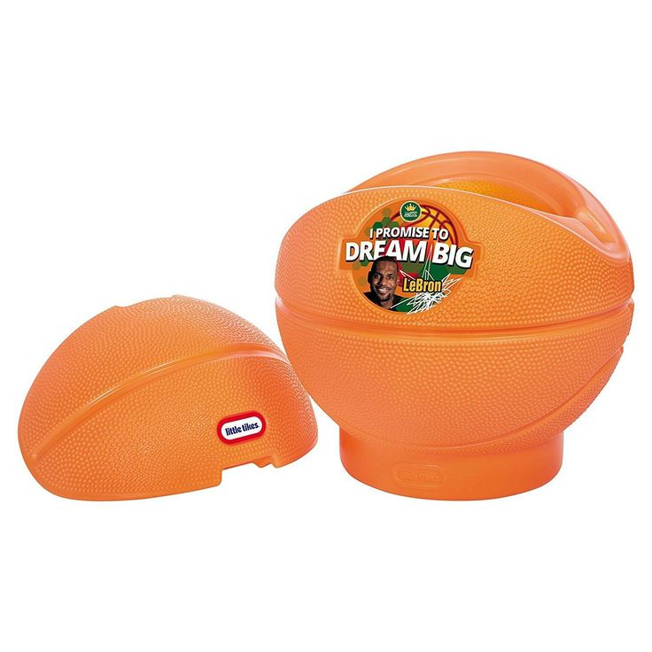 Little Tikes LeBron James Family Foundation Basketball Toy Chest