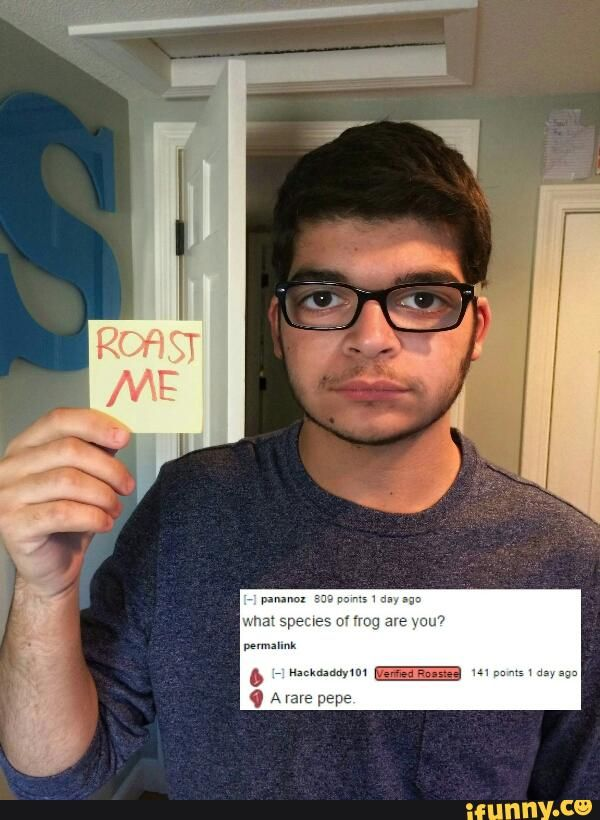 Funny Meme Roast : People who asked to be roasted and got incinerated