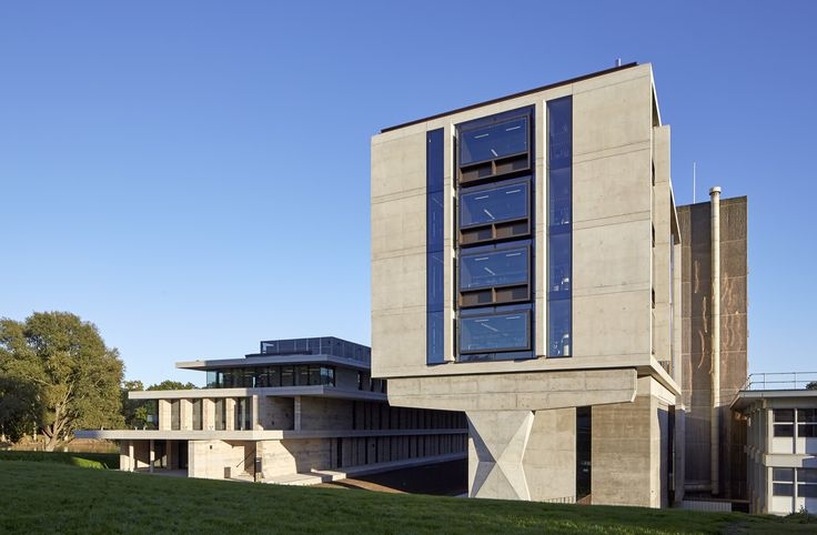 Completed in 2016 in Colchester, United Kingdom. Images by Edmund Sumner, Tim Soar. Architects Patel Taylor have completed two new buildings at the Essex University campus, a new wing to the Albert Sloman Library and the new...
