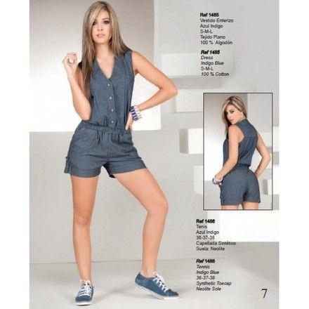 Moda de enterisos - Imagui