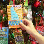 Éviter de donner des billets de loterie en cadeau de Noël aux jeunes