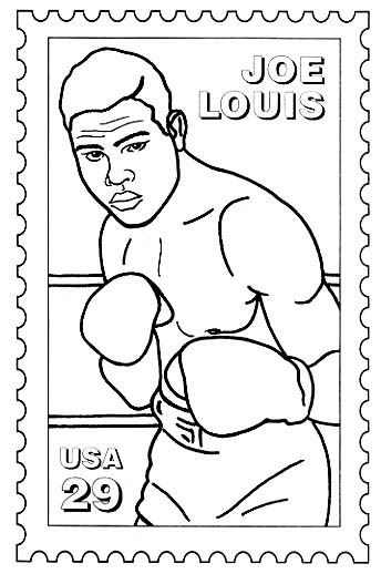 Coloring Page Black History Month Coloring Pages Coloring Page