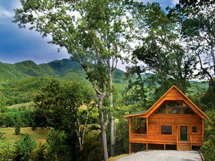 Deep Creek Cabin With Sauna And Hot Tub Near Bryson City
