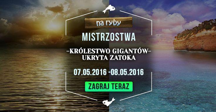 Mistrzostwa Królestwo Gigantów+Ukryta Zatoka 7-8.05.2016 http://naryby2.fansite.xaa.pl/watek-1195.html #naryby #letsfish