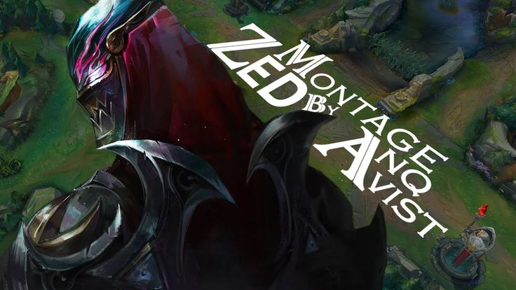 Diamond ELO Zed Montage #5 /// VENGEANCE /// Anqvist https://www.youtube.com/watch?v=WKGYcHDMHAc #games #LeagueOfLegends #esports #lol #riot #Worlds #gaming