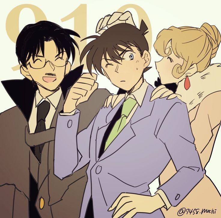 Case Closed Detective Conan Episode One: Ảnh Vui