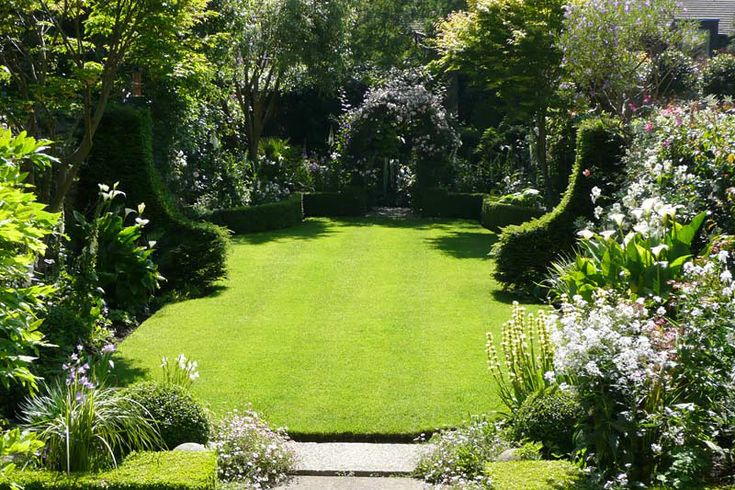 small town garden design Google Search Garden Ideas