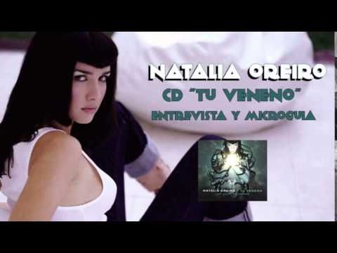 "Natalia Oreiro . Cd ""Tu Veneno"" - Microguia y Entrevista - Oficial (Audi..."