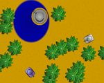 Захват флага на базе противника и перемещение его на свою базу, вот цель этой игры.