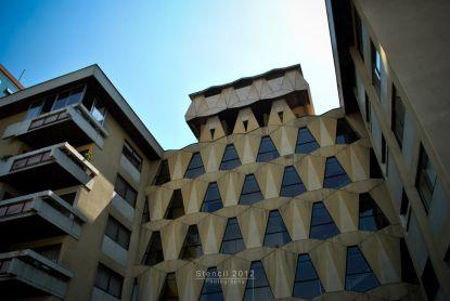 Edificio Pio X / Abraham Schapira y Raquel Eskenazi – 1960