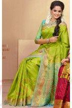 Bairavi Traditional Silk sarees BTSS 7262