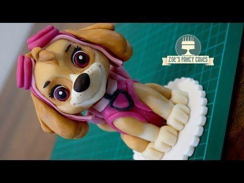 :D Masha and The Bear (Cake Toppers) Part 2 / Cómo hacer Masha y El Oso para tortas Parte 2 - YouTube