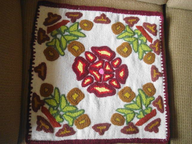 M s de 25 ideas nicas sobre cojines hechos a mano en - Cojines de lana hechos a mano ...