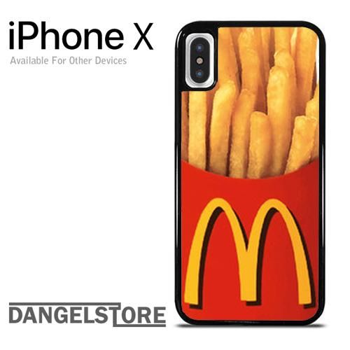 french fries For iPhone X
