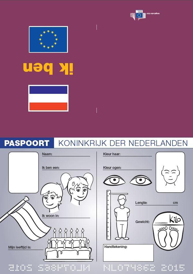 Werkblad groep 3 / 4. Onderdeel van de Europese Verhalenkoffer. Meer weten? EU.nl -> Onderwijs