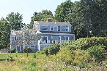 Luxury Waterfront Home with heated Inground PoolVacation Rental in Eastham from @HomeAway! #vacation #rental #travel #homeaway
